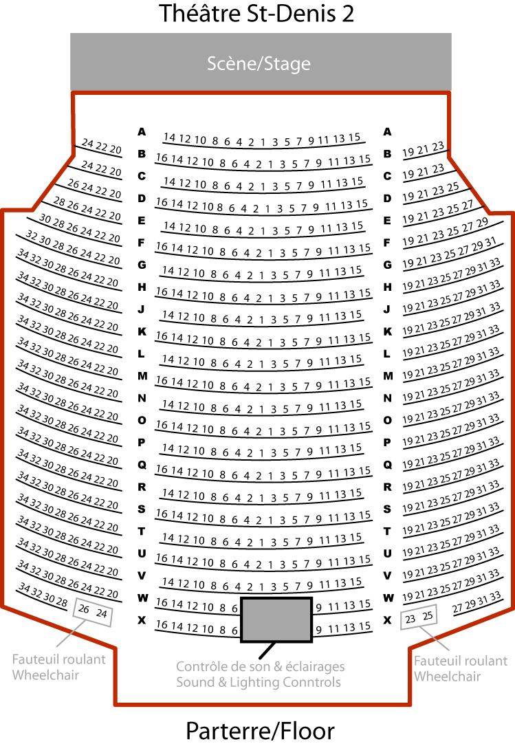 salle theatre st denis